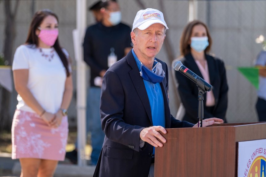 LAUSD's Beutner appeals to local, state officials to join 60-day challenge to reopen schools