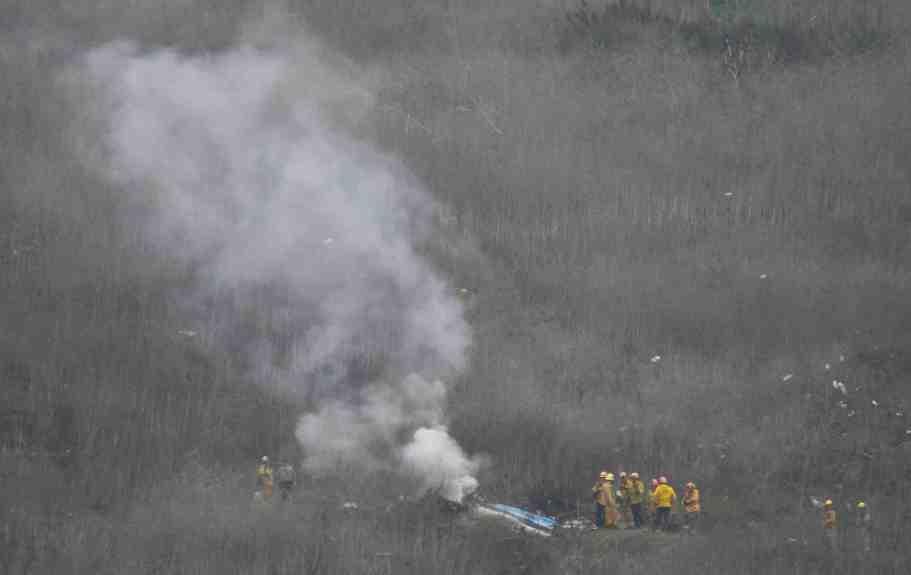 Pilot error caused crash that killed Kobe Bryant, 8 others, NTSB rules