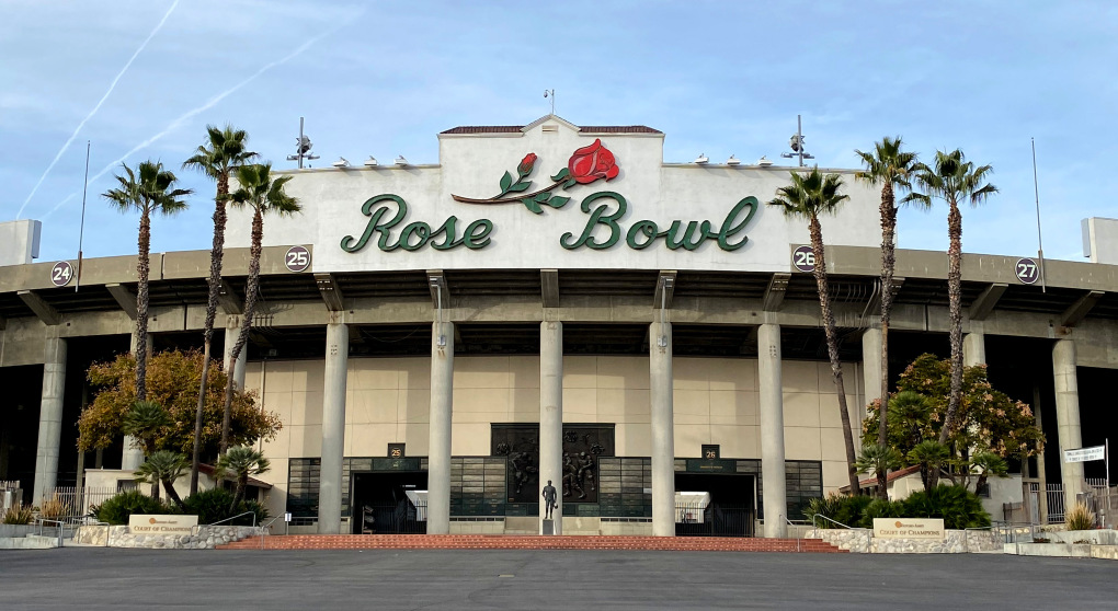 Inside the fight in Pasadena over the Rose Bowl Game's naming rights