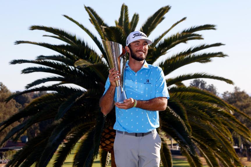 Max Homa brings it all back home, wins at Riviera