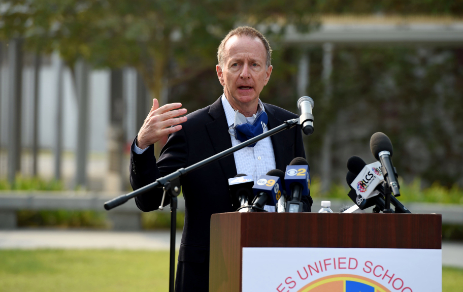 LAUSD superintendent believes April 9 reopening still feasible for elementary schools