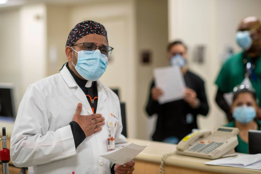 LA County hospitalizations for COVID-19 reach lowest levels since before winter surge