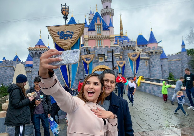 Disneyland reopening in April as 10,000 furloughed employees head back to work