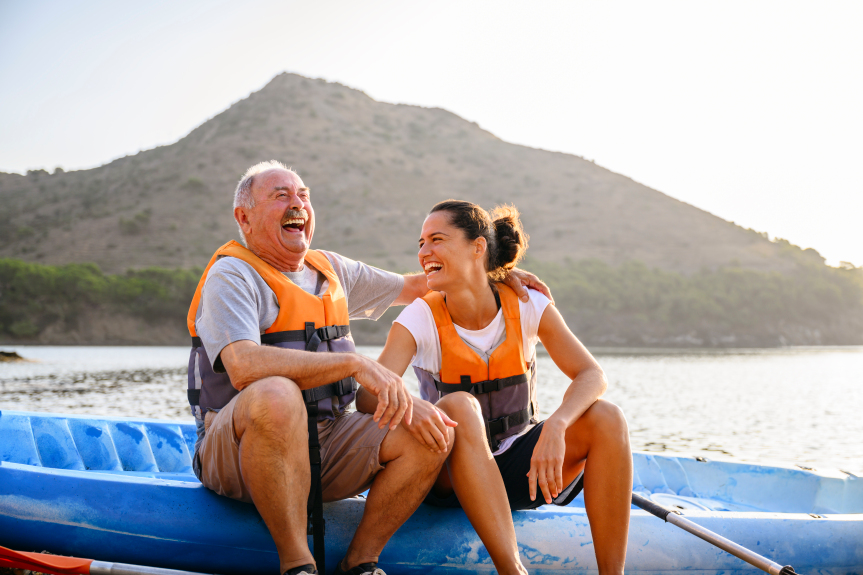 How to combat feeling 'old' and compensate for changes related to age