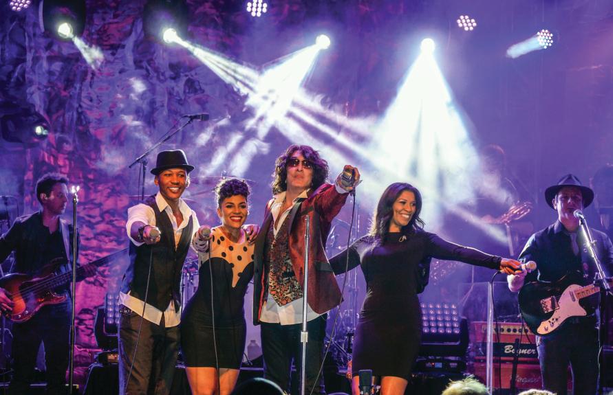 Kiss frontman Paul Stanley talks COVID-19 vaccine, R&B classics on new Soul Station album