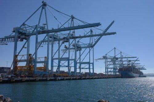 Port of LA digital cargo tracking portal wins 'Gamechanger' award from civil engineers