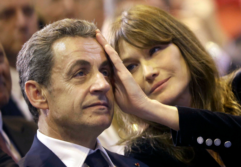 Former French President Sarkozy sentenced to prison