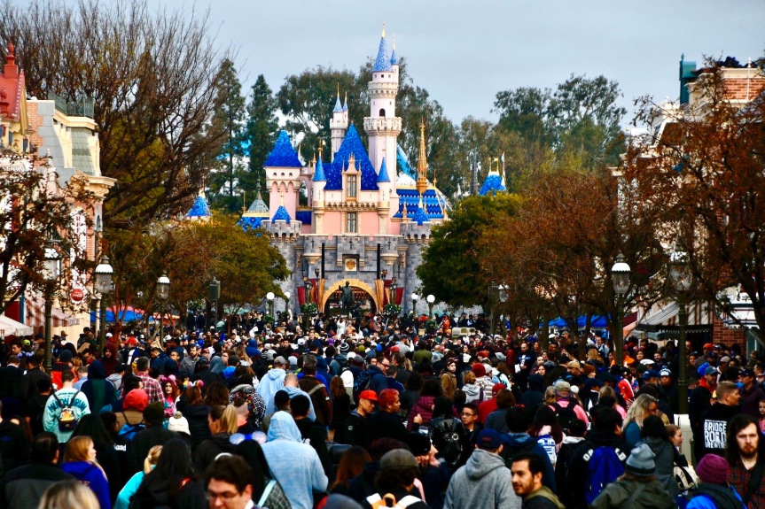 What a 15% attendance cap could mean for Disneyland