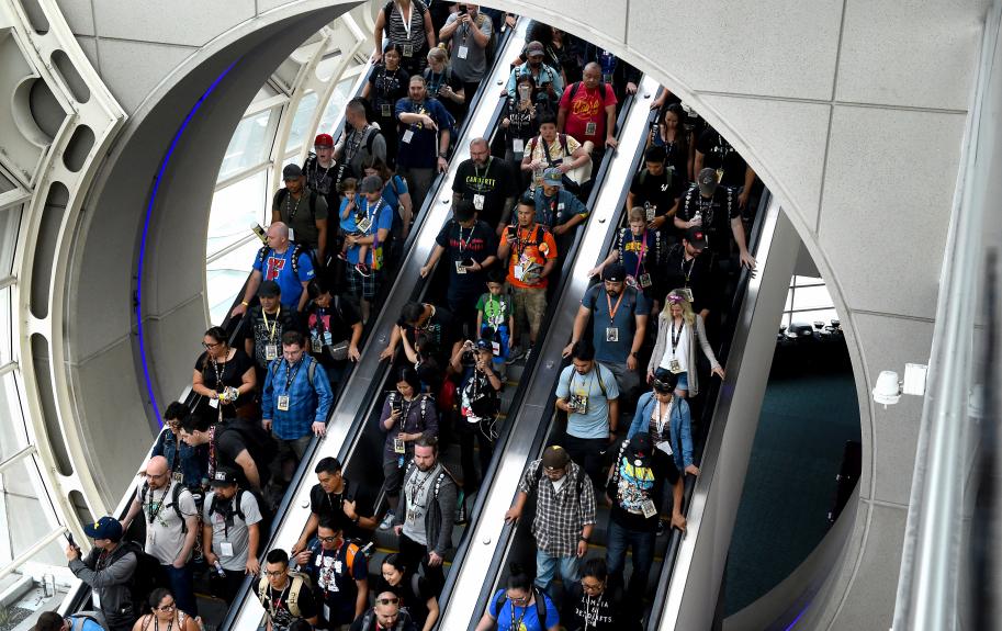 San Diego Comic-Con going virtual again, postpones in-person convention until 2022