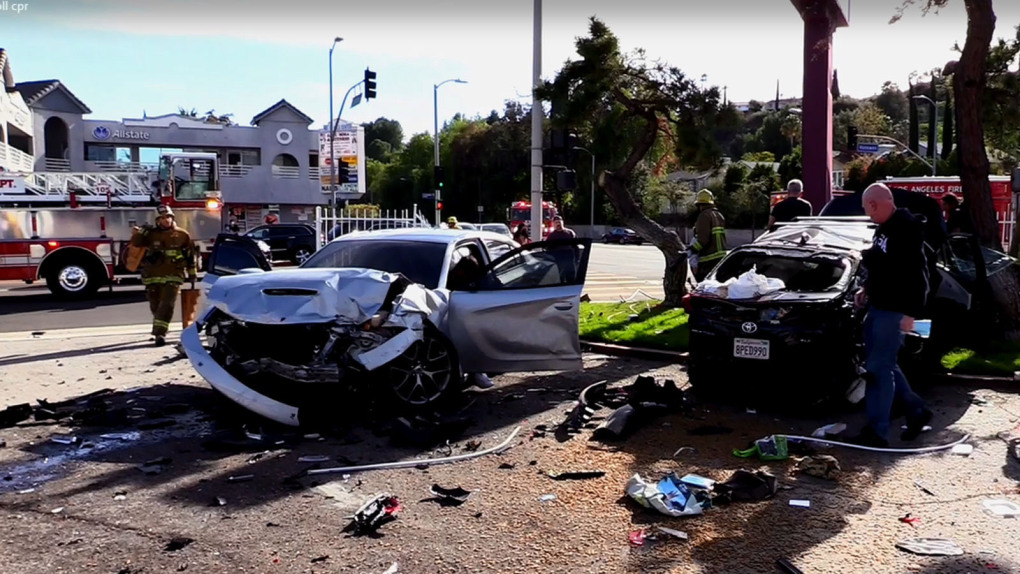 West Hills intersection where deadly crash occurred known for speeding, street racing