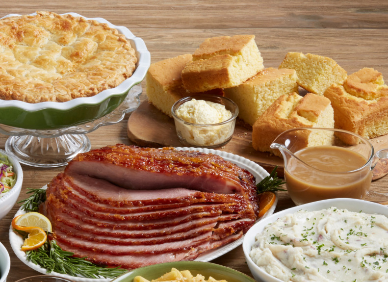 These chain restaurants are offering take-home Easter feasts