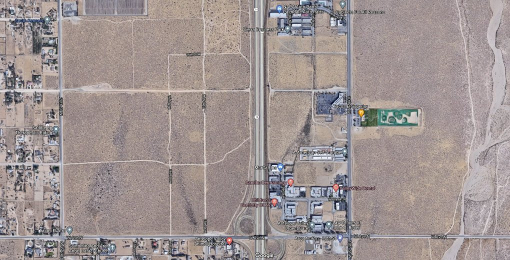 Person thrown from vehicle and killed on 14 Freeway in Palmdale