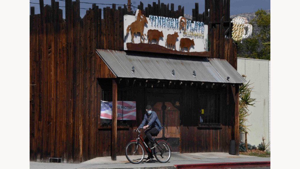 Burbank police arrest Tinhorn Flats co-owner for third time in COVID compliance battle