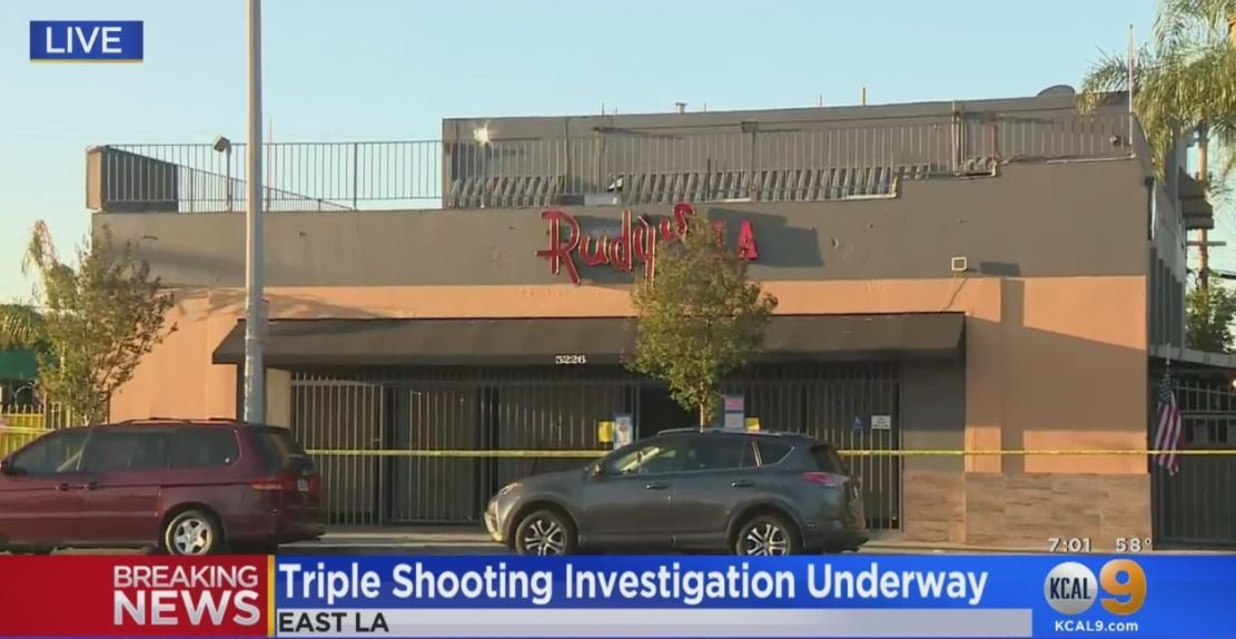 3 hurt in East L.A. bar shooting