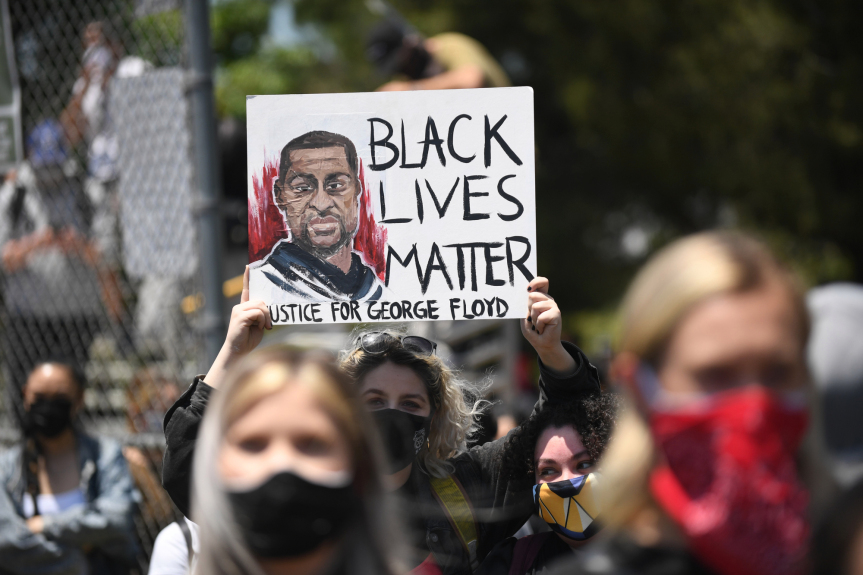 Chauvin verdict 'one small step toward justice,' Southern California activists say