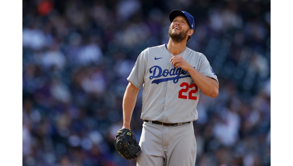 Dodgers, Clayton Kershaw stumble in season opener at Coors Field