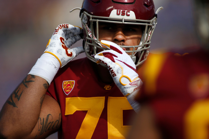 Which USC players might get picked and when
