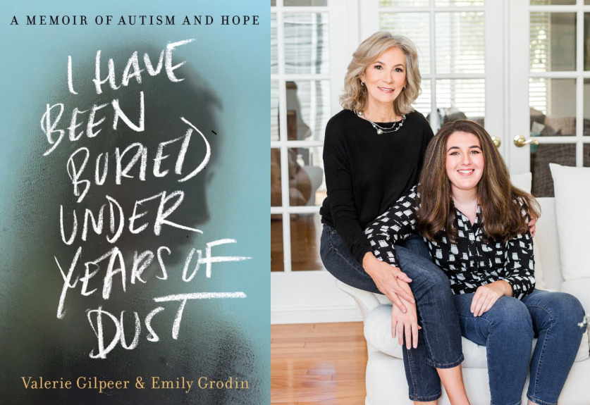 An autistic woman and her mother tell their story in 'I Have Been Buried Under Years of Dust'