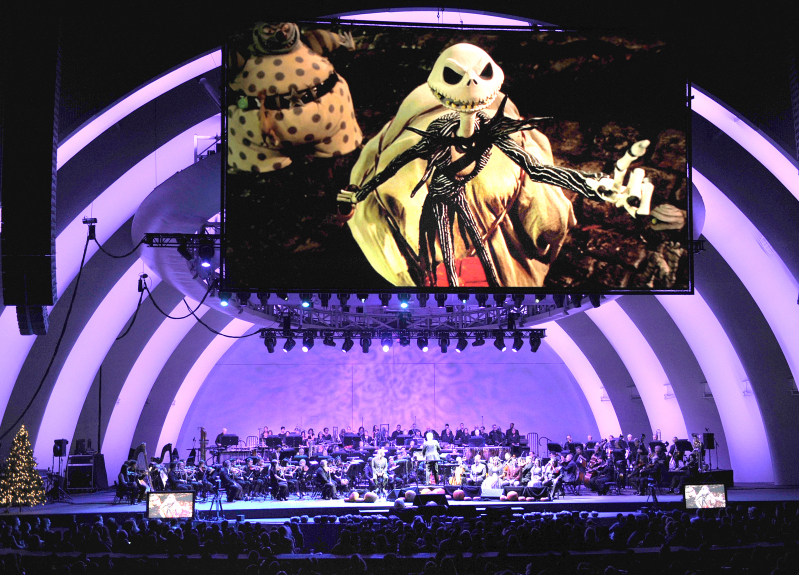 Danny Elfman is bringing 'The Nightmare Before Christmas' back to Los Angeles