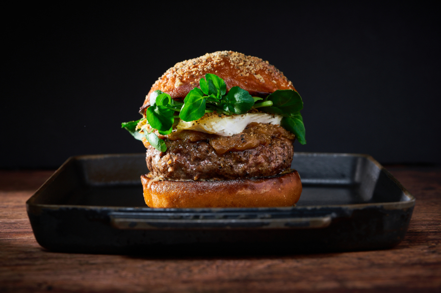 Michael Mina's Bourbon Burger Bar attempts to raise the level of delivery-only dining