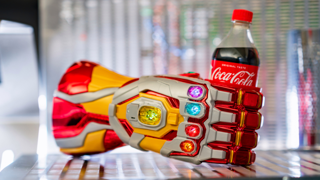 The crazy Iron Man collectible every Marvel fan will want when Avengers Campus opens