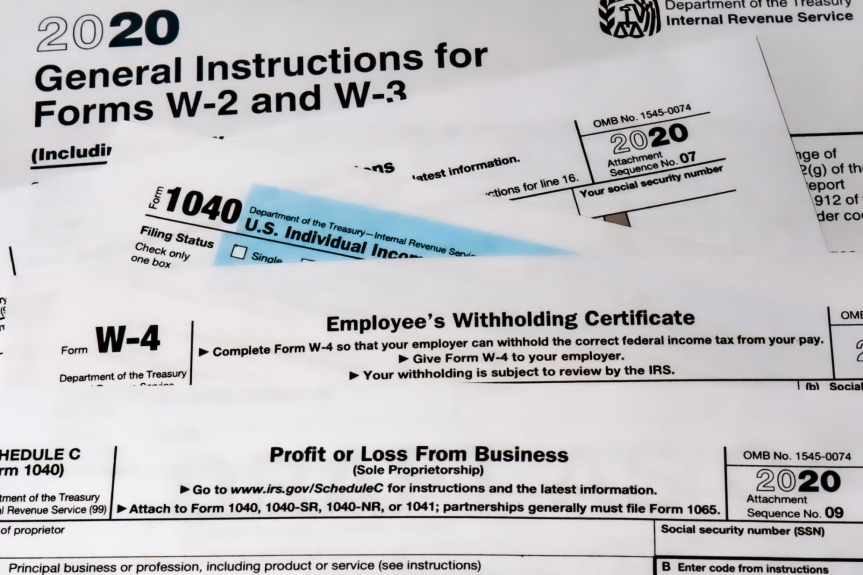 LA County to help homeless file income taxes, collect stimulus checks