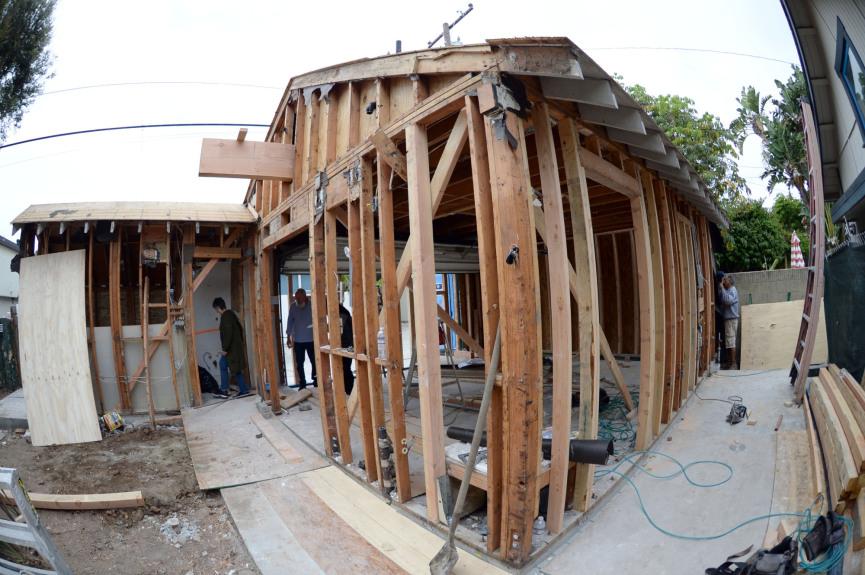 LA looks into financing ADU construction to house homeless