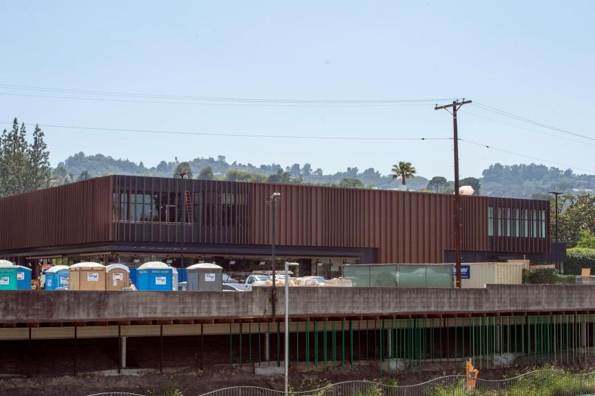 Studio City's redeveloped Shops at Sportsmen's Lodge are set to open in early summer