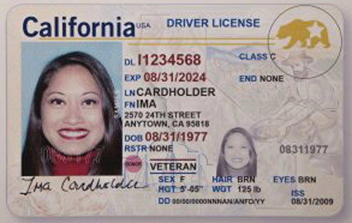 REAL ID now requires one less document, California DMV says