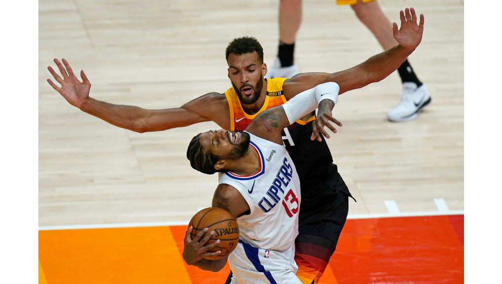 Jazz outlast Clippers to put them in another 2-0 series hole