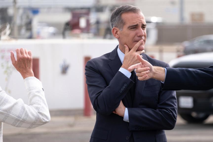 Crews break ground on $898 million station to connect LAX to Metro line