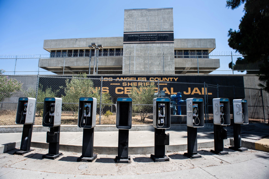 LA County Supervisors vote 4-1 to close Men's Central Jail