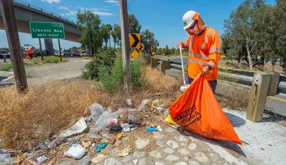 Clean California initiative would direct $1.5 billion toward cleaning roadways, education campaign