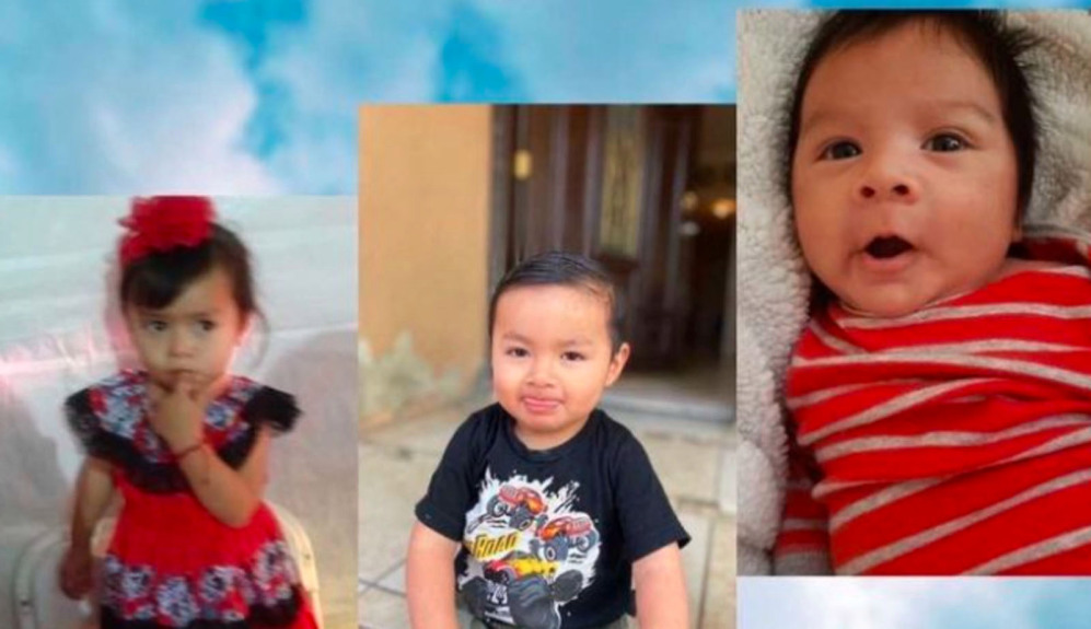 Mother arrested on suspicion of murder in deaths of 3 children found in East Los Angeles home