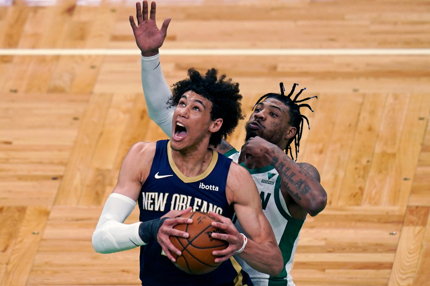 NBA player Jaxson Hayes tased and arrested in Woodland Hills
