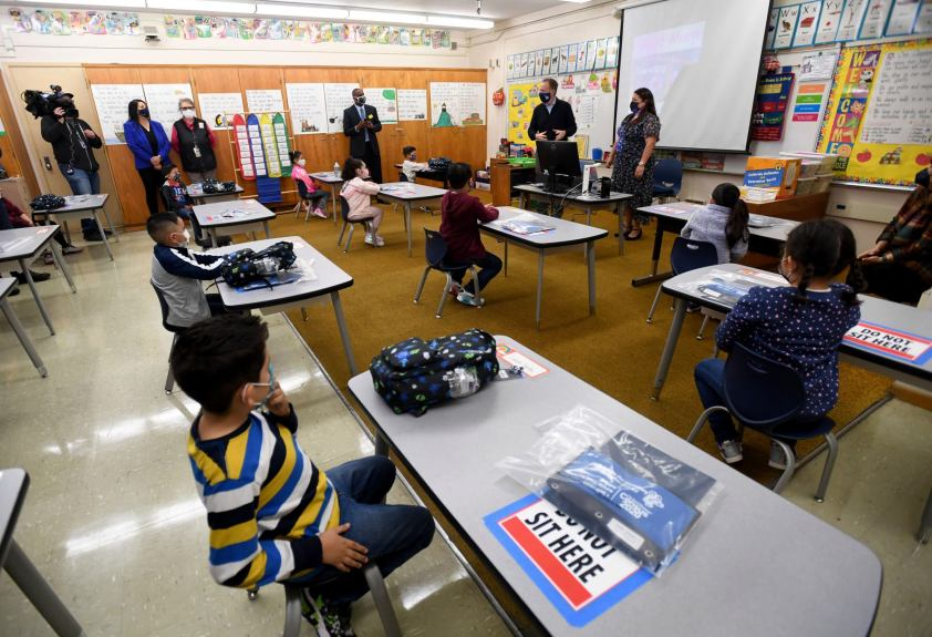 LA County updates school-reopening guidance; LAUSD tightens up own coronavirus rules
