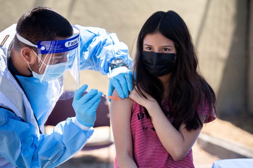 LA County reports rising coronavirus transmission among unvaccinated young