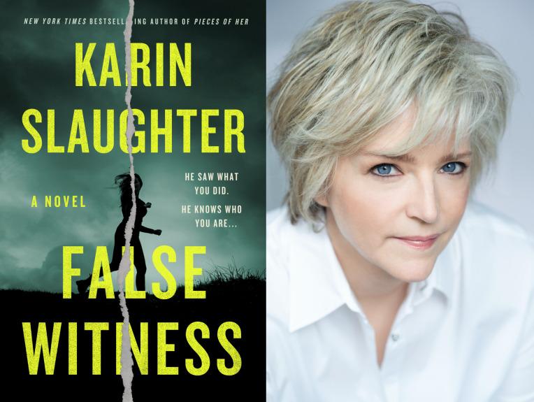 Thriller novelist Karin Slaughter talks new book 'False Witness,' cooking with Coca-Cola