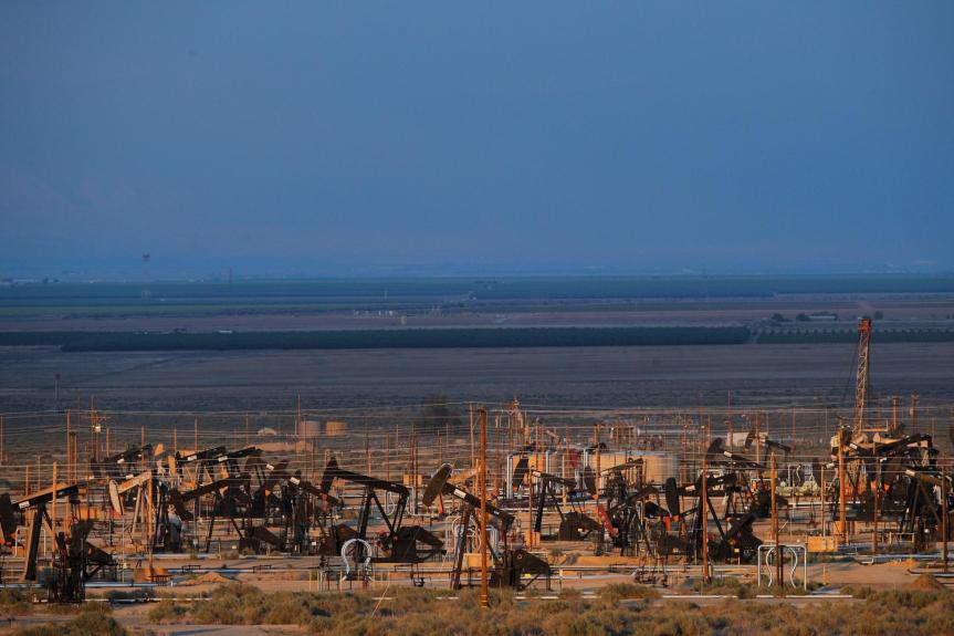 California oil regulators deny new fracking permits