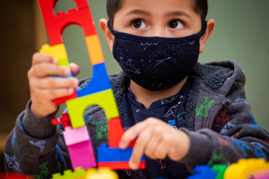 California K-12 students who refuse to wear masks will be barred from campuses