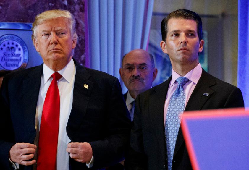 Trump Organization CFO Allen Weisselberg surrenders to authorities in New York