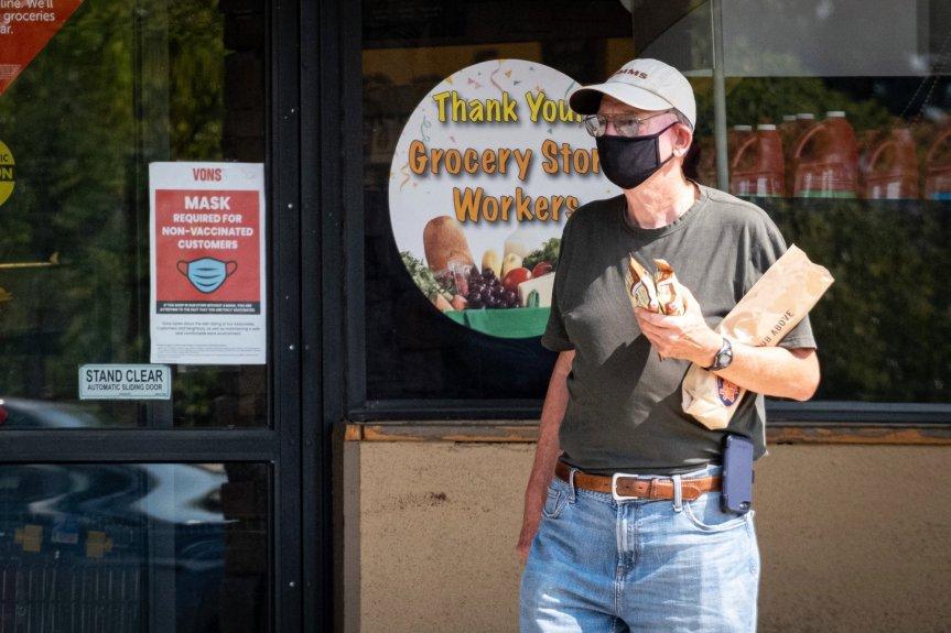 Pandemic-weary LA County crestfallen over news of masks' return, mere weeks after restrictions eased