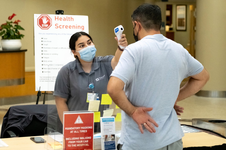 With nearly 2,000 new cases reported on Friday, LA County readies for coronavirus mask mandate's sequel