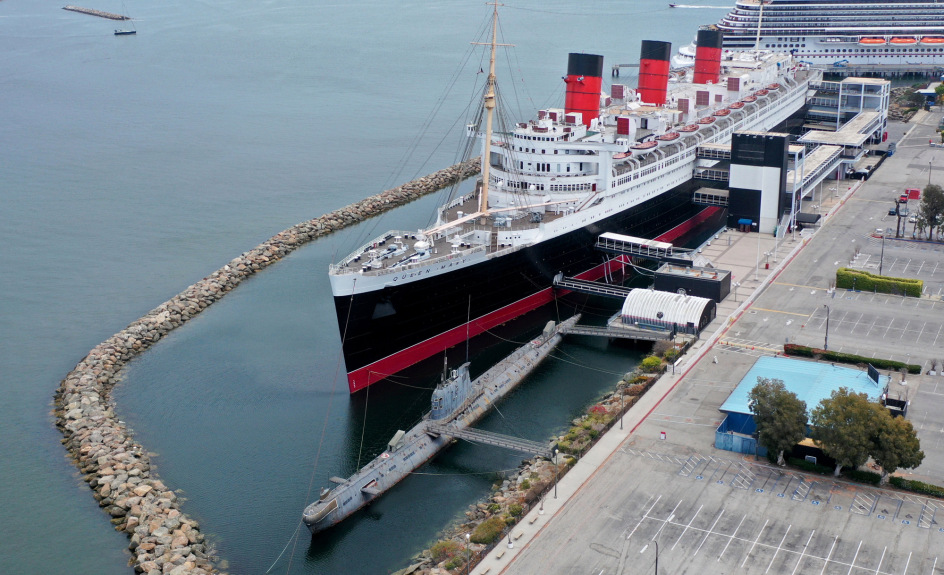 Long Beach explores options for Queen Mary's future, including preservation or disposal