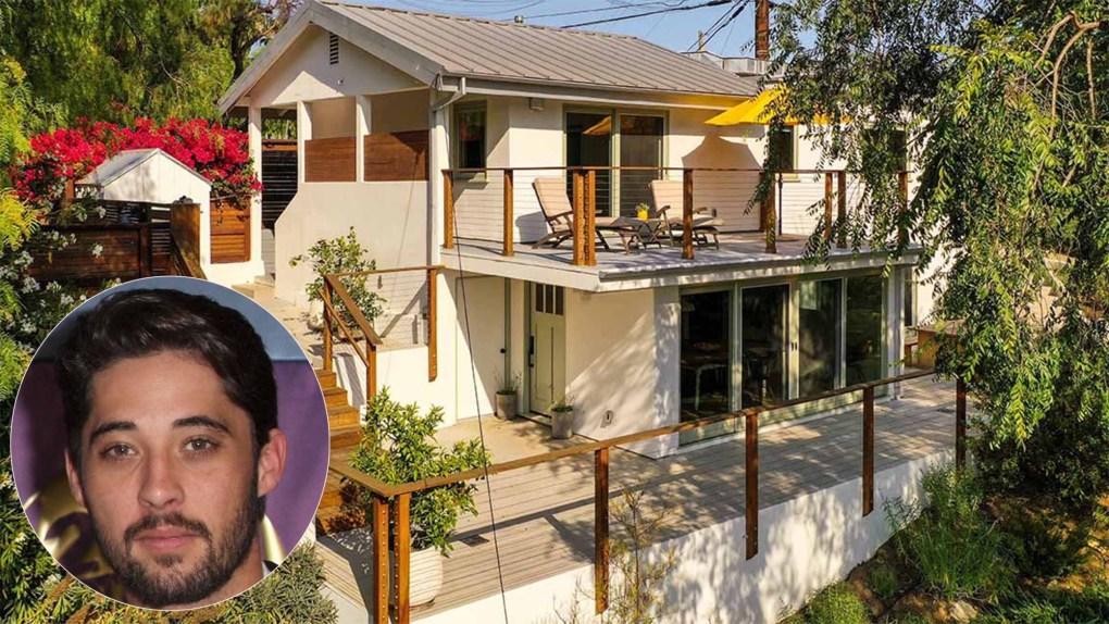 Topanga home of 'Yellowstone' star Ryan Bingham aims for $2.4 million