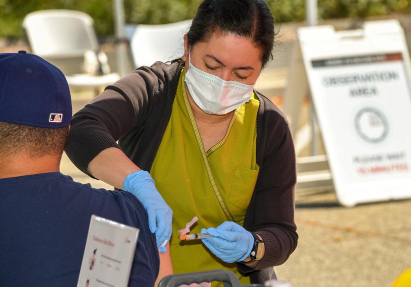 Coronavirus cases continue to tick upward in LA County
