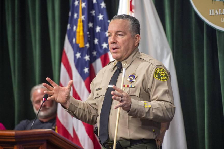 Sheriff Villanueva expresses 'grave concerns' about East LA man shot, killed by deputies