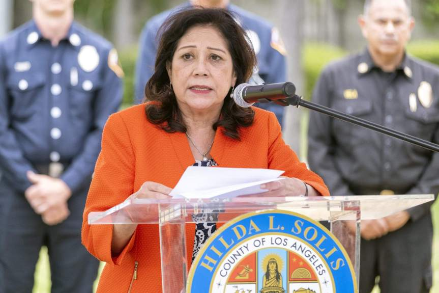 Solis issues order requiring all LA County employees to get coronavirus vaccine