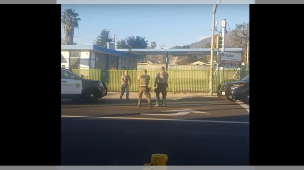 Video released of LASD deputies fatally shooting armed man in Altadena