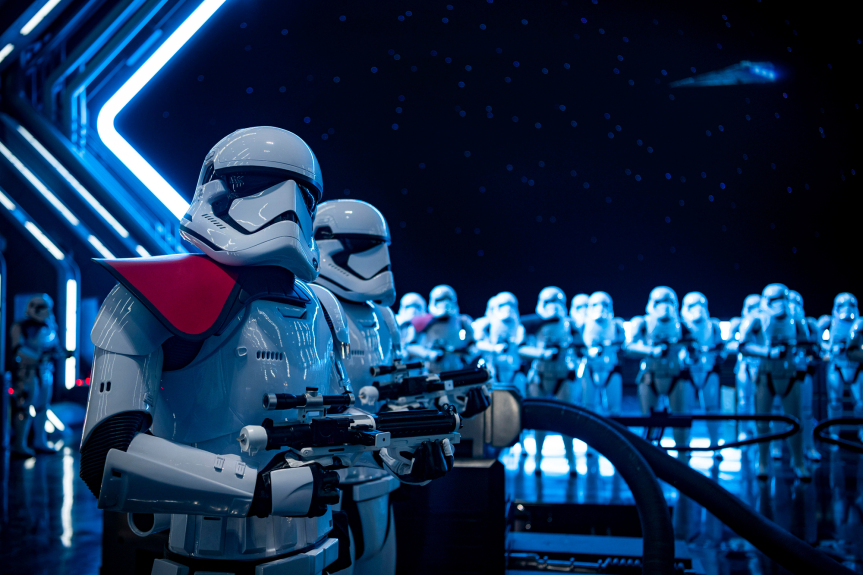 Disneyland may offer pay-to-ride option for Rise of the Resistance